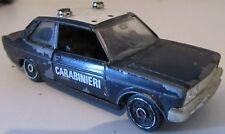 Modellino Polistil Fiat 131 mirafiori carabinieri 1:43