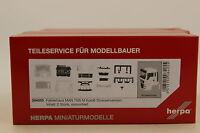Herpa 084055  Fahrerhaus MAN TGS M Euro 6 Strassenversion  1:87 H0 Neu mit OVP