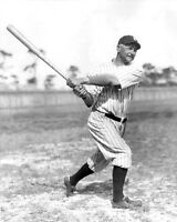 Brooklyn Dodgers ZACK WHEAT Glossy 8x10 Photo Baseball Print Vintage Poster