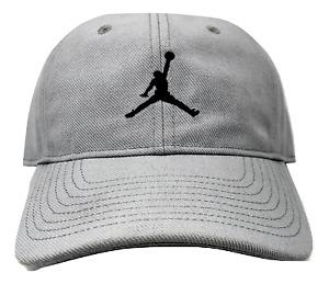 BRAND NEW - Air Jordan - Infant Baseball Hat - Harbor Gray