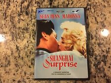 SHANGHAI SURPRISE NO SCRATCHES DVD 1986 MADONNA, SEAN PENN GEORGE HARRISON MUSIC