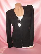 Banana Republic Women's Cardigan Sweater Tunic Honeycomb Black Size XS Nwt