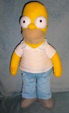 "Homer Simpson plush toy 16"""