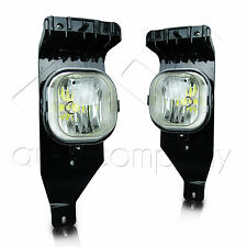 05-07 F-250, F-350, F-450, F550 & 05 Excursion Fog Lights w/COB LED Bulbs