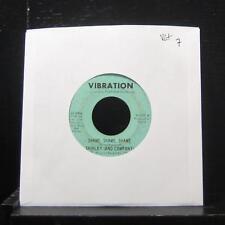 """Shirley (And Company) - Shame Shame Shame VG+ 7"""" VI-532 Vinyl 45 Vibration 1974"""