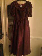 Vintage Laura Ashley Woman's Dress Size USA 4 UK 8