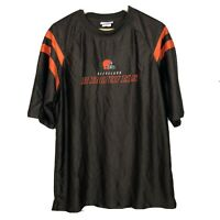 Vintage 80's Cleveland Browns NFL Football Shirt size Large Excellent Condition