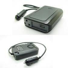 200W Car Power Inverter Converter DC 12V-220V AC Laptop Charger Adapter Durable