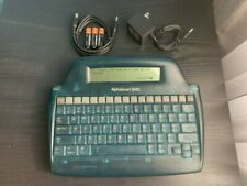 AlphaSmart 3000 Portable Word Processor w/ Usb Cable, Batteries, and Ac Power
