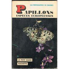 LES PAPILLONS Espèces Européennes Yves LATOUCHE Illustration PUJOL et  MICHEL 19