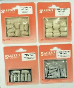 Slaters O Gauge Model Railway Accessories ANY MIX OF 4