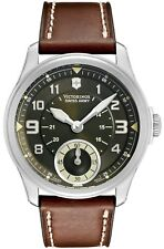 NEW Victorinox Swiss Army 241376 mens Infantry Vintage Small Seconds Mecha watch