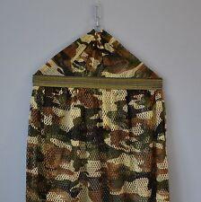 Banmai hamac 2 couches pour pliable stand (support non inclus) soldat couleur