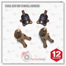 Full Set MITSUBISHI Challenger Lower and Upper Ball Joints (LH+RH) 96-07