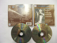 PUCCINI: TOSCA [1938/Caniglia/Gigli + French 1931] – 2002 UK  2 x CD Set BARGAIN