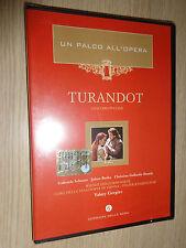 DVD N°12 UN ETAPA ÓPERA TURANDOT GERGIEV SCHNAUT BOTHA VIENNA