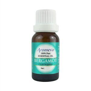 Bergamot Essential oil  100% pure aromatherapy 15ml 30ml 50ml 100ml