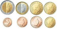 Luxemburg serie 2004 unc (1ct----2 euro)