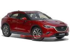 1:18 FAW Mazda 2016 CX-4 Rubinrot Metallic (Soul Red M.) Händler Edition