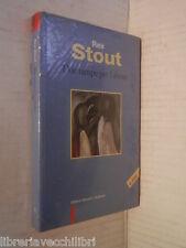 DUE RAMPE PER L ABISSO Rex Stout Editori Riuniti 1997 libro giallo romanzo di