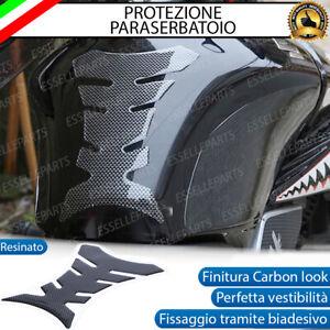 PROTEZIONE SERBATOIO ADESIVO CARBON LOOK 3D RESINATO MOTO SUZUKI V- STROM 650