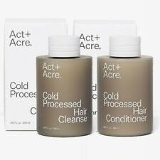 Act+Acre Cold Processed Hair Cleanse+Cold Processed Hair Conditioner Full SZ Set