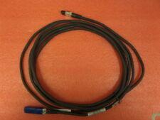 EMC 038-003-505 SFP to HSSDC2 5m Fiber Cable Excellent Condition