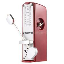 Portable Mini Mechanical Metronome Universal Metronome 11cm Height for M4S2