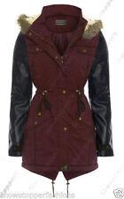 Mädchen-Jacken mit Kapuze aus 100% Baumwolle