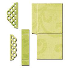 Spellbinders Shapeabilities Die ~ SCALLOPED POP UP BOX ~ S5-233