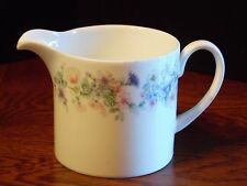 Floral Creamer Angela by Wedgwood Bone China Made In England