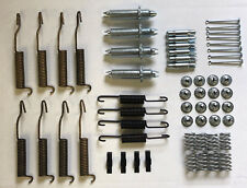 1951-1956 Ford F-2 F-250 P350 4 Wheel Brake Shoe Hardware & Spring Kit