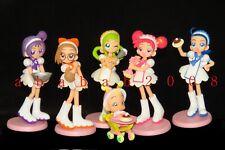 Bandai OJAMAJO MAGICAL DOREMI figure gashapon (full set of 6 figures)