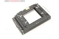 RB67 películas instantáneas Polaroid atrás y 'P' Adaptador (514350). Estado - 5E [6703]