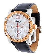 Ingersoll Herren Armbanduhr Mescalero Limited Edition Schwarz IN1621WH