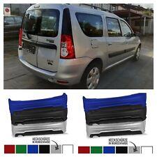 Dacia Logan MCV 2009-2013 Stoßstange Heckschürze hinten in Wunschfarbe lackiert
