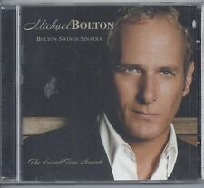 Bolton Swings Sinatra by Michael Bolton (CD, May-2006, Concord)