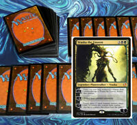 mtg GREEN BLACK GOLGARI DECK Magic the Gathering rares 60 cards vraska varolz