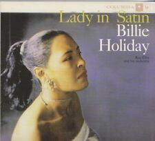 BILLIE HOLIDAY    CD 1999  LADY IN SATIN   DIGIPACK