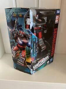 Transformers Earthrise BLUESTREAK WFC-32 Walgreens Exclusive War For Cybertron