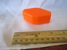 Playskool Sorting Postal Station Mailbox Orange Polygon Shape Piece Part ONLY