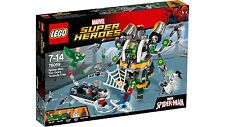 LEGO MARVEL SUPER HEROES: 76059 Spider-Man Doc Ock's Tentacle Trap * IN STOCK