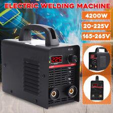 225A Mini Electric Welding Machine Igbt Dc Inverter Arc Mma Stick Welder Us ˇ