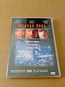 STRANGE DAYS (FILM IN DVD 1995 FANTATHRILLER - 20TH CENTURY FOX - DOLBY DIGITAL)
