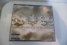 GANG STARR COFFRET 2CD  FULL CLIP : A DECADE OF GANG STARR. GURU DJ PREMIER.