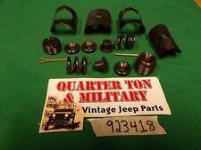 Jeep Willys MB GPW CJ2A 3A M38 CJ3B drag link kit new