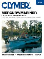 Mercury Mariner 2.5-60 HP 2-Stroke Outboard 1994-1997 Repair Manual