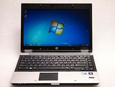 "HP EliteBook 8440p 14"" Core i5 2.4GHz 8GB 160GB Webcam Wireless Win 7 Pro Laptop"