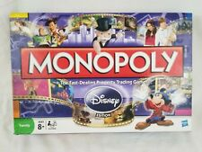 Monopoly Disney Edition Board Game Replacement Parts 19643 (2009) Cards Movers $