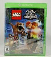 LEGO Jurassic World (Microsoft Xbox One, 2015) New !